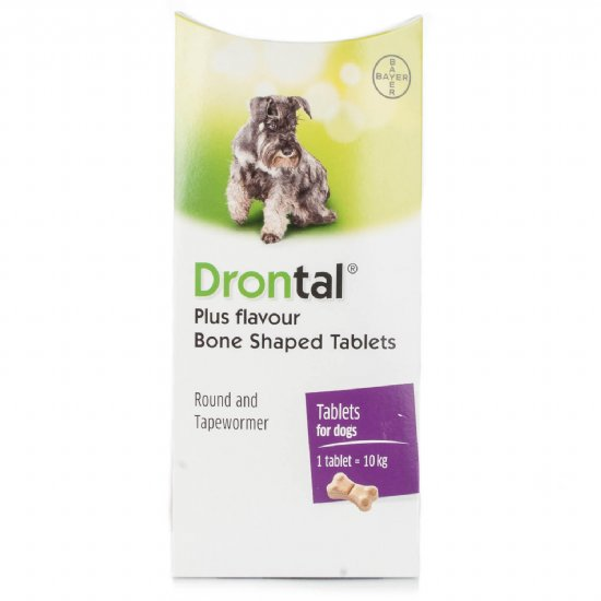 What Age Can You Use Drontal For Dog